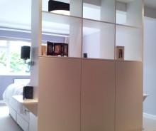 Stylish  Storage Compartments