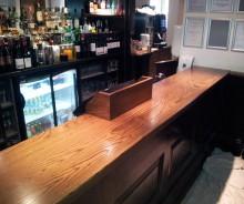 Bar Counter in Oak
